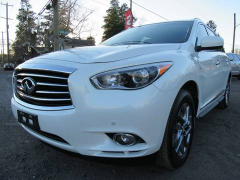 2015 Infiniti QX60 for sale at PRESTIGE IMPORT AUTO SALES in Morrisville PA