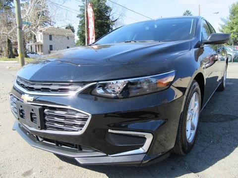 2017 Chevrolet Malibu for sale at PRESTIGE IMPORT AUTO SALES in Morrisville PA