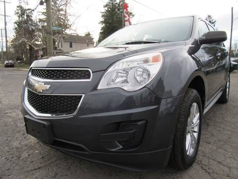 2011 Chevrolet Equinox for sale at PRESTIGE IMPORT AUTO SALES in Morrisville PA