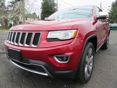2015 Jeep Grand Cherokee for sale at PRESTIGE IMPORT AUTO SALES in Morrisville PA
