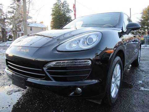 2012 Porsche Cayenne for sale at PRESTIGE IMPORT AUTO SALES in Morrisville PA