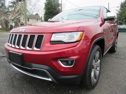 2015 Jeep Grand Cherokee for sale at PRESTIGE IMPORT AUTO SALES in Morrisville PA