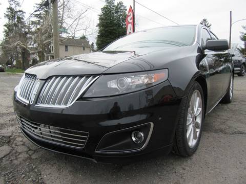 2011 Lincoln MKS for sale at PRESTIGE IMPORT AUTO SALES in Morrisville PA