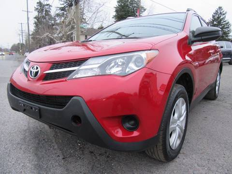 2015 Toyota RAV4 for sale at PRESTIGE IMPORT AUTO SALES in Morrisville PA