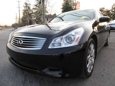 2009 Infiniti G37 Sedan for sale at PRESTIGE IMPORT AUTO SALES in Morrisville PA