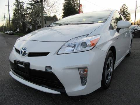 2015 Toyota Prius for sale at PRESTIGE IMPORT AUTO SALES in Morrisville PA