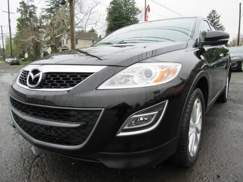 2012 Mazda CX-9 for sale at PRESTIGE IMPORT AUTO SALES in Morrisville PA