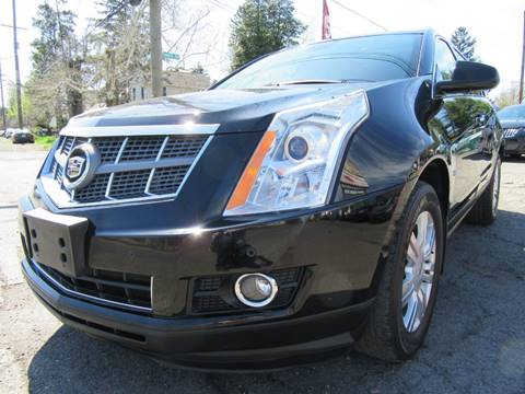 2010 Cadillac SRX for sale at PRESTIGE IMPORT AUTO SALES in Morrisville PA