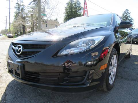 2012 Mazda MAZDA6 for sale at PRESTIGE IMPORT AUTO SALES in Morrisville PA