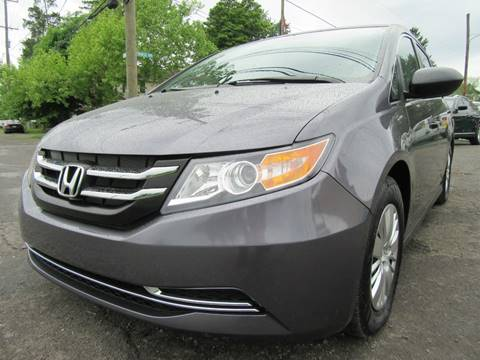 2017 Honda Odyssey for sale at PRESTIGE IMPORT AUTO SALES in Morrisville PA