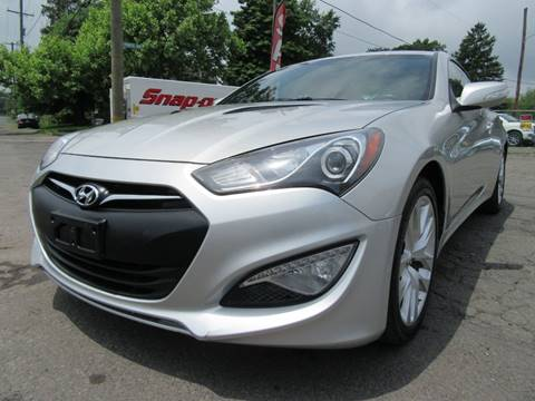 2013 Hyundai Genesis Coupe for sale at PRESTIGE IMPORT AUTO SALES in Morrisville PA