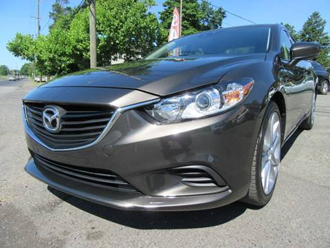 2017 Mazda MAZDA6 for sale at PRESTIGE IMPORT AUTO SALES in Morrisville PA