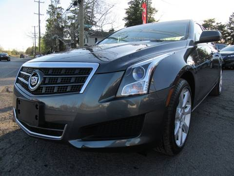 2013 Cadillac ATS for sale at PRESTIGE IMPORT AUTO SALES in Morrisville PA
