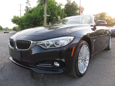 2015 BMW 4 Series for sale at PRESTIGE IMPORT AUTO SALES in Morrisville PA