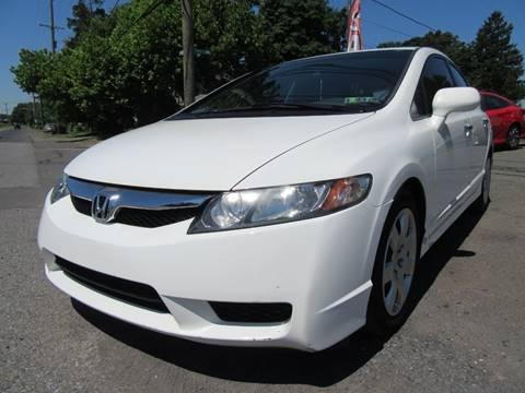 2010 Honda Civic for sale at PRESTIGE IMPORT AUTO SALES in Morrisville PA