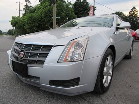 2009 Cadillac CTS for sale at PRESTIGE IMPORT AUTO SALES in Morrisville PA