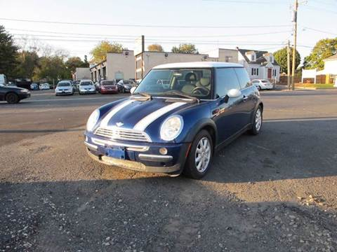 2004 MINI Cooper for sale at PRESTIGE IMPORT AUTO SALES in Morrisville PA