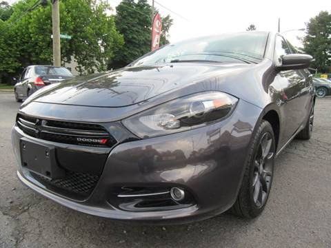 2016 Dodge Dart for sale at PRESTIGE IMPORT AUTO SALES in Morrisville PA