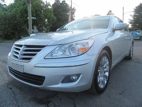 2009 Hyundai Genesis for sale at PRESTIGE IMPORT AUTO SALES in Morrisville PA