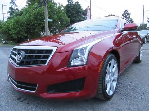 2014 Cadillac ATS for sale at PRESTIGE IMPORT AUTO SALES in Morrisville PA