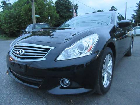 2012 Infiniti G37 Sedan for sale at PRESTIGE IMPORT AUTO SALES in Morrisville PA