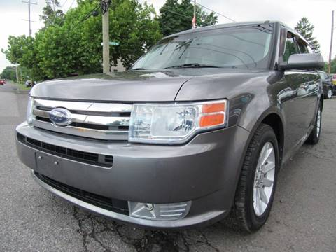 2010 Ford Flex for sale at PRESTIGE IMPORT AUTO SALES in Morrisville PA