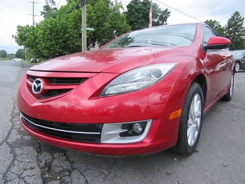2012 Mazda MAZDA6 for sale at PRESTIGE IMPORT AUTO SALES in Morrisville PA