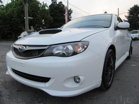 2009 Subaru Impreza for sale at PRESTIGE IMPORT AUTO SALES in Morrisville PA