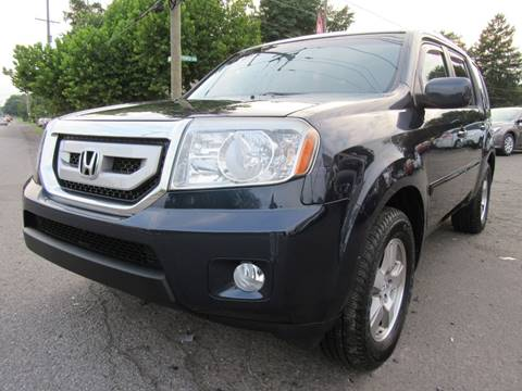 2011 Honda Pilot for sale at PRESTIGE IMPORT AUTO SALES in Morrisville PA