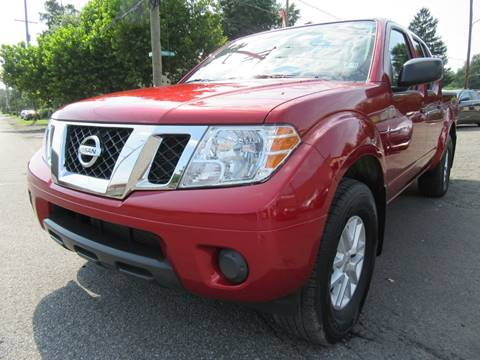 2018 Nissan Frontier for sale at PRESTIGE IMPORT AUTO SALES in Morrisville PA