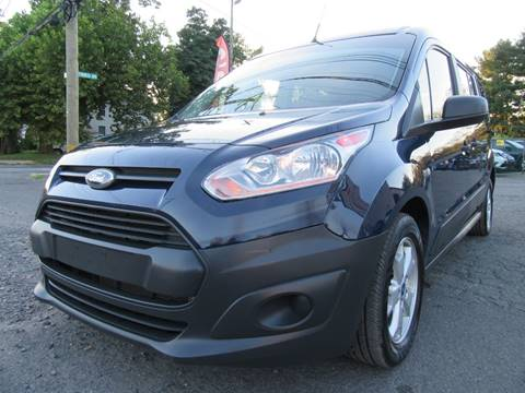 2014 Ford Transit Connect Wagon for sale at PRESTIGE IMPORT AUTO SALES in Morrisville PA