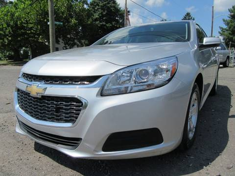 2016 Chevrolet Malibu Limited for sale at PRESTIGE IMPORT AUTO SALES in Morrisville PA