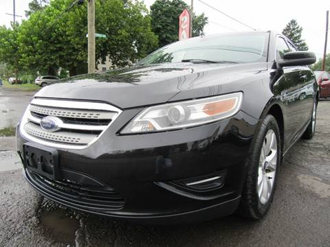 2010 Ford Taurus for sale at PRESTIGE IMPORT AUTO SALES in Morrisville PA