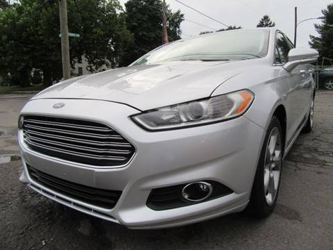2014 Ford Fusion for sale at PRESTIGE IMPORT AUTO SALES in Morrisville PA
