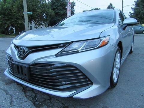 2018 Toyota Camry for sale at PRESTIGE IMPORT AUTO SALES in Morrisville PA