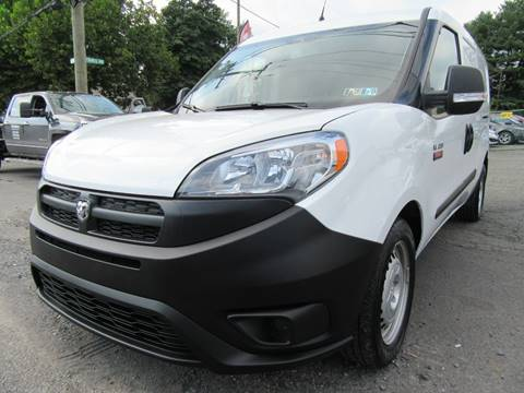 2017 RAM ProMaster City Cargo for sale at PRESTIGE IMPORT AUTO SALES in Morrisville PA