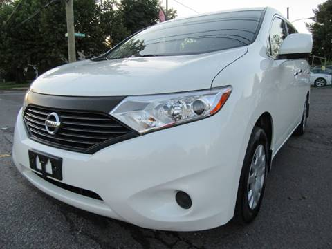 2014 Nissan Quest for sale at PRESTIGE IMPORT AUTO SALES in Morrisville PA