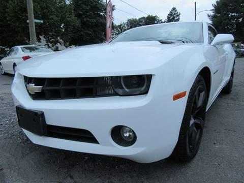 2012 Chevrolet Camaro for sale at PRESTIGE IMPORT AUTO SALES in Morrisville PA