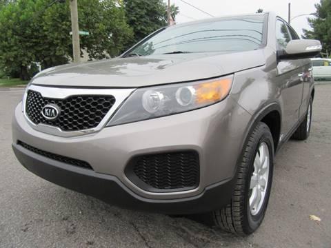 2012 Kia Sorento for sale at PRESTIGE IMPORT AUTO SALES in Morrisville PA