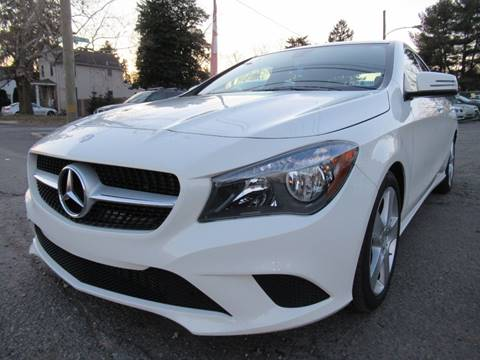 2016 Mercedes-Benz CLA for sale in Morrisville, PA