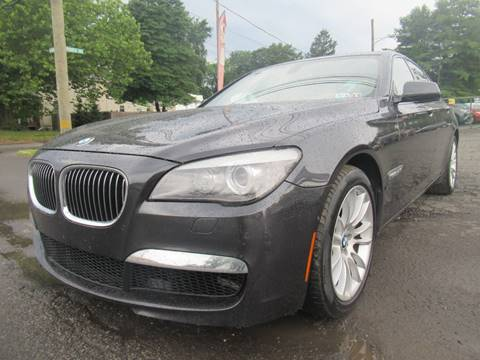Bmw 750li For Sale >> Used 2010 Bmw 7 Series For Sale Carsforsale Com
