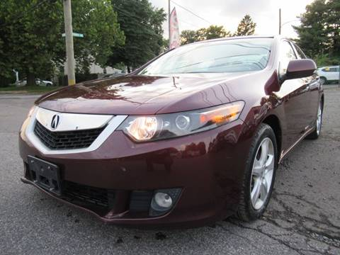 2010 Acura TSX for sale in Morrisville, PA