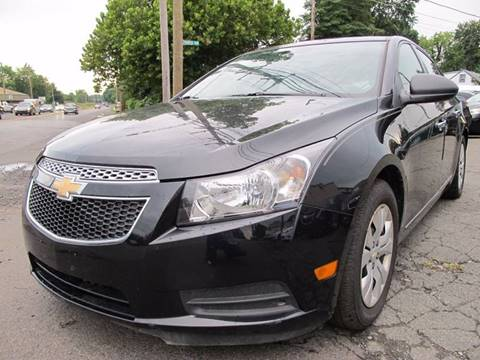 2014 Chevrolet Cruze for sale at PRESTIGE IMPORT AUTO SALES in Morrisville PA