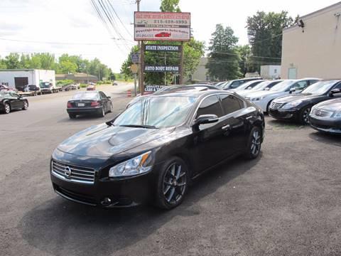 2011 Nissan Maxima for sale at PRESTIGE IMPORT AUTO SALES in Morrisville PA