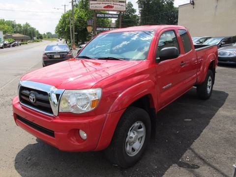 2008 Toyota Tacoma for sale at PRESTIGE IMPORT AUTO SALES in Morrisville PA