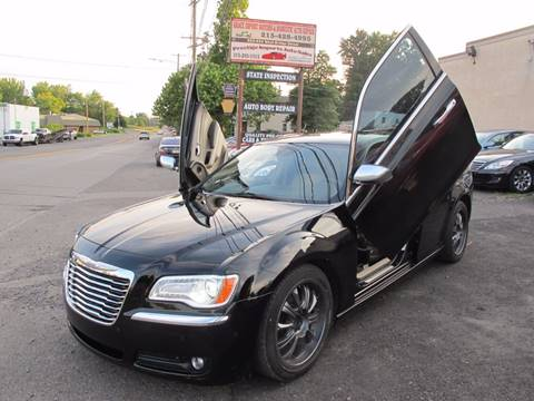 2013 Chrysler 300 for sale at PRESTIGE IMPORT AUTO SALES in Morrisville PA