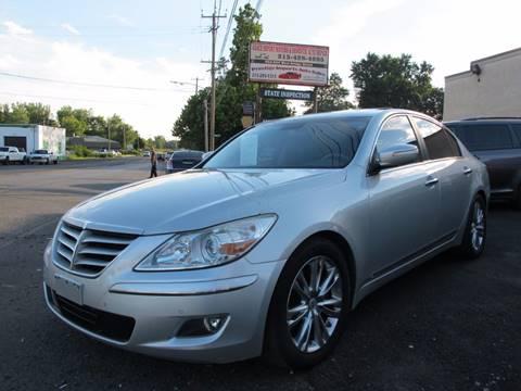 2011 Hyundai Genesis for sale at PRESTIGE IMPORT AUTO SALES in Morrisville PA