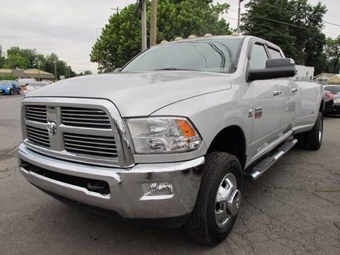 2011 RAM Ram Pickup 3500 for sale at PRESTIGE IMPORT AUTO SALES in Morrisville PA