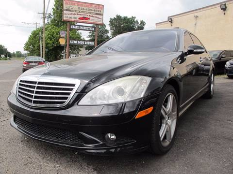 2009 Mercedes-Benz S-Class for sale at PRESTIGE IMPORT AUTO SALES in Morrisville PA