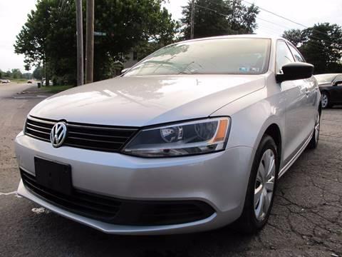 2012 Volkswagen Jetta for sale at PRESTIGE IMPORT AUTO SALES in Morrisville PA